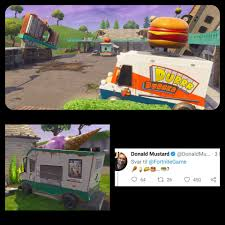 Donald Mustard Was Right. Tender Defender Has Arrived To Fortnite ... Ice Cream Truck Business Youtube Chicago Home Facebook Tuffy Icecream By Saatchi All Locations In Fortnite Battle Royale Tips Mega Cone Creamery Kitchener Event Catering Rent Trucks Police Officer Finally Gets So He Can Give Away Free Pages Rocky Point Lego Ford Van Icecream Trucks Pinterest Cream Van And Mom Leads Charge To Push Ice Away From Pladelphia Awesome Truck Says Hello Roxbury Massachusetts