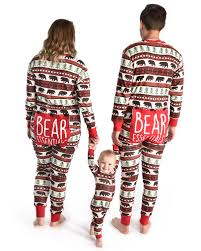 matching pajamas pjs for families for christmas by lazy one