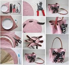 No Sew Handbag Praktic Ideas 1