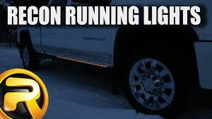Recon LED Running Lights - YouTube Recon Led Running Lights Youtube What Is Daytime Light Why Vehicles Need It Led Lighting Oracle Ford F150 Without Factory Quadbeam Drl Fog Lamp For Ranger Px2 Mk2 Lets See Those Aftermarket Exterior Lighting Setups Page 2 Automotive Household Truck Trailer Rv Bulbs Black Columbia Projection Headlight Wled Elite 12016 F250 Board Courtesy Install 26414x Big Rig Ebay Archives Mr Kustom Auto Accsories Driving From Custradiocom 2007 Escalade