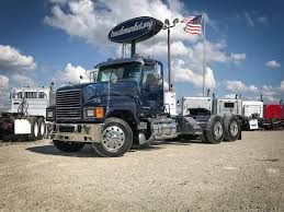 MACK - Tractors - Semi Trucks For Sale - Truck 'N Trailer Magazine