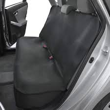 Waterproof Neoprene Full Rear Bench Seat Cover For Car SUV Truck ...