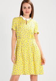 kookai summer dress yellow women clothing dresses casual
