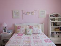 All Pink Colors Adorable Light Bedroom Design Ideas Using Lovely Bookshelf And Vintage White