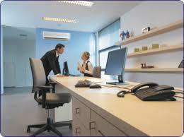 dans un bureau climatisation bureau commerce confort et efficacité