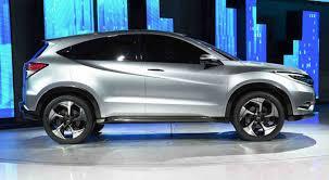 New Honda Suv