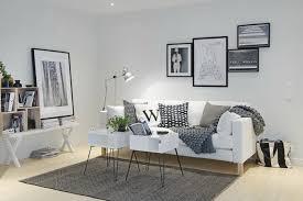 deco canapé canapé blanc moderne beau deco salon blanc avec decoration salon