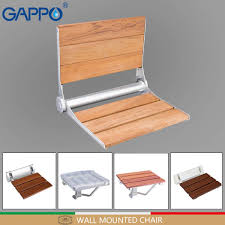 GAPPO Wall Mounted Shower Seats Folding Chair Seat Wooden Bathroom Chair  Seat Bath Shower Chair Shower Folding Seat Kids Folding Table And Chairs Drop Leaf Ding Fold Wall Mounted Seat Slidestudioco Ihambing Ang Pinakabagong Dolado Bathroom Folding Chair Wall Mounted Fold Up Padded Shower Seat With Back Arms Grey 4000 Series 04230p Jiu Si Chairfolding Lunch Break Bed Teak Down Gappo Seats Solid Wood Happybath Deluxe With Legs Mesh One Mount Mylite Details About 18 Bath Bench Sante Blog