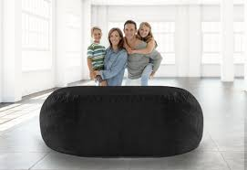 Titanium Bean Bags Giant Bean Bag Huge Chair Extra Large 3 Ft Beige Shag Fur Doublestitched 4 Foot Oversized Foam Filled Chill Sack 6 Memory Fniture Big Sofa With Soft Micro Fiber Cover Tan Pebble Noble House Tannery Faux 18280 The Home In Black Wn Design Beanbag Round Kids Living Pty Ltd Stone Bean Bags Chantalrussocom Ultimate Faq Answering The Top 20 Questions About Na Teardrop Without Beans Price
