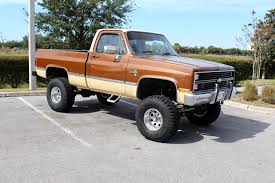 1983 Chevrolet Silverado 4x4 Stock # C104X4 For Sale Near Sarasota ...