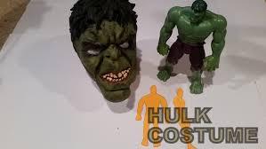 Incredible Hulk Pumpkin Stencil Free by Hulk Costume Hulk Costume Tutorial Part 1 Youtube