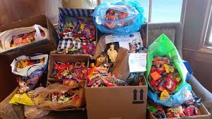 Operation Gratitude Halloween Candy by Doing Good With Halloween Candy New Albany Center For Dental Health