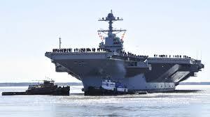 100 Aircraft Carrier Interior Sneak Peek At US Navys New 13B Aircraft Carrier CNNPolitics