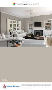 Paint Colors Living Room Accent Wall by Best 25 Sherwin Williams Perfect Greige Ideas On Pinterest