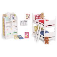 Calico Critters Children's Bedroom Set - Walmart.com Calico Critters Tea And Treats Set Walmartcom Baby Kitty Boat And Mini Carry Case Youtube 2 Different Play Sets Together Highchair Cradle With Houses Opening Lots More Stuff Sylvian Families Unboxing Review Playpen High Childrens Bedroom Room Nursery Minds Alive Toys Crafts Books Critter The Is A Fashion Showcase Magic Beans Luxury Townhome Cc1804 Splashy Otter Family Castle Epoch Toysrus