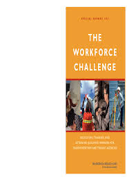 100 Ffe Trucking School Report Contents The Transportation Workforce Challenge Recruiting
