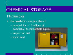 Flammable Liquid Storage Cabinet Requirements by Laboratory Safety Safety Training For Research Ppt Download