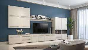 tv unterschrank garim 34 farbe beige hochglanz 46 x 180 x 45 cm h x b x t