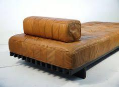 martin visser dutch vintage daybed sofa reup 3 seat couch 1950s