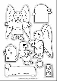 Outstanding Bible Jesus Is Born Coloring Page With Baby Pages And Shepherds