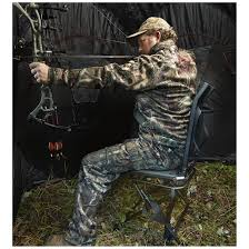 Ameristep Chair Blind Youtube by Guide Gear 360 Degree Swivel Hunting Blind Chair 583295 Stools