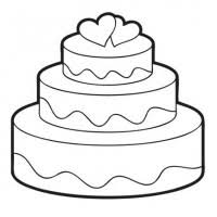 malvorlage kostenlos torte coloring and malvorlagan
