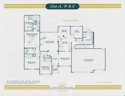 C Floor Plans by A B And C 2 325 Sq Ft Crestview Builders Floor Plans