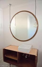 bathroom vanity light decor glamorous mid century modern bathroom
