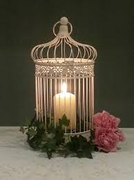 Shabby Chic Wedding Decorations Hire by 114 Best Birdcage Images On Pinterest Bird Cage Centerpiece