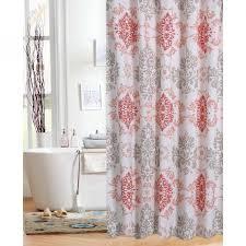Burnt Orange Shower Curtain Set • Shower Curtain Ideas