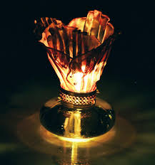 Wolfard Hand Blown Oil Lamps by Restaurant Equipment U0026 Supplies Handcrafted Table Oil Lamps By Aura