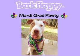 Up ing Event Mardi Gras Pawty Benefiting A Home 4 Spot