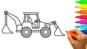 100 Construction Truck Coloring Pages Dirty Dump S Free Inside 8