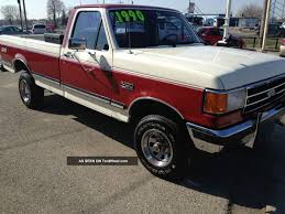 1990 Ford F-150 Photos, Informations, Articles - BestCarMag.com 1990 Ford F150 For Sale Classiccarscom Cc1149225 Fordalan V Lmc Truck Life Xlt Lariat Sale 101302 Mcg God_bot Super Cabshort Bed Specs Photos Informations Articles Bestcarmagcom Scrapped Youtube F 150 4x4 Xlt The Awesome Ford Ranger Pickup 2wd Manual 5speed Shot Question 1989 Low Miles Only 89k 1986 1987 Used Ford F800 For Sale 2141 F350 Information And Photos Zombiedrive Overview Cargurus