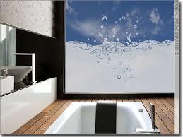 sichtschutz splash fensterfolie fürs badezimmer