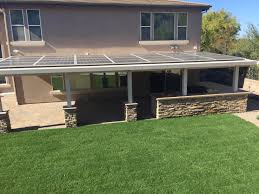 Louvered Patio Covers California by Solar Patio Covers Home Design Ideas And Pictures