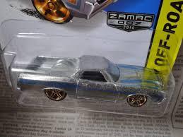 100 Ford Truck Enth HotWHeels 2014 OFFROAD Hot S 72 FORD RANCHERO ZAMAC 007 Hot