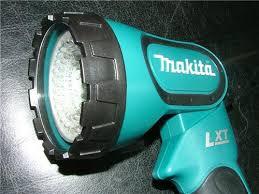 led bulb for makita 18v bml185 cordless flashlight 18 v 18vled