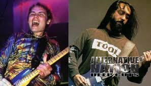 Smashing Pumpkins Bassist Siamese Dream Cover by Soundgarden U0026 Smashing Pumpkins Members Talk Grunge Guitar Solo