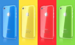 Apple Gives Up and Releases Bud iPhone 5C
