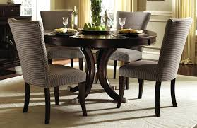 Round Dining Room Table With Leaf Small Set And Chairs