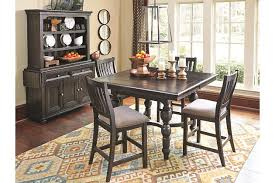 High Dining Room Tables And Chairs by Dining Room Sets Move In Ready Sets Ashley Furniture Homestore