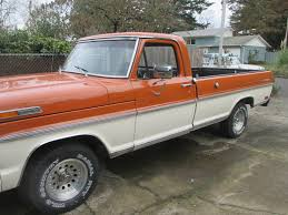 69 Ford F100 - Classic Ford F-100 1969 For Sale
