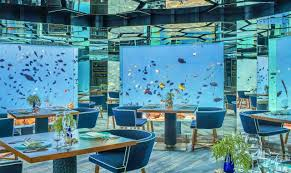 100 Kihavah Villas Maldives Sea Restaurant At Anantara Magazine