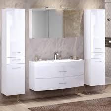 badmöbel set 4 tlg mit 2 hochschränken 120cm waschtisch florido 03 i