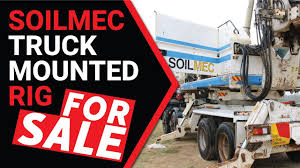 SOLD! Soilmec T-108 Truck Mounted Piling Rig FOR SALE - YouTube Old Truck In Autumn Has For Sale Sign New England Stock Photo 2009 Intertional 4300 Altec At41m Bucket Truck M052361 1997 Skyhoist Rx87 Crane M101451 Elliott G85r Sign M77849 Trucks Van Ladder Elevating You To New Heights Service For Employment Job Listings The Syndicate Estate Agents Allen Signs 2016 1998 4700 L55 M011961