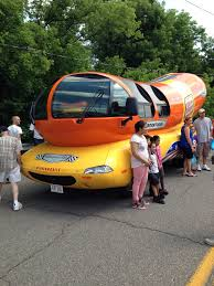 The Oscar Meyer Weiner Mobile! | Things That Make Me Smile | Pinterest