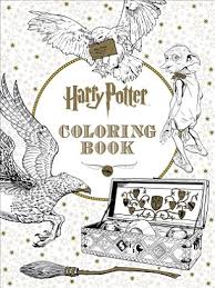 A Harry Potter Colouring Book Is The Number One Best Seller On Amazon