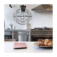 cuisine de maman stickers muraux cuisine sticker la cuisine de maman la meilleure