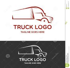 100 Truck Logos Logo Vector Stock Vector Illustration Of Commercial 84953715